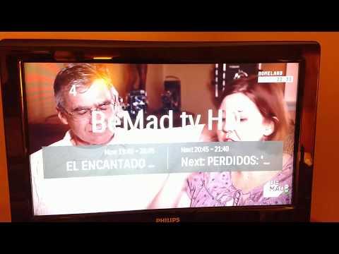 📺 TDT Madrid   LISTADO DE CANALES 🇪🇸