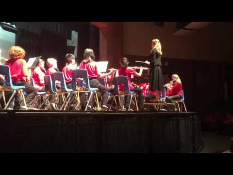 Let Freedom Ring Malcom Bridge Middle School Band 2015