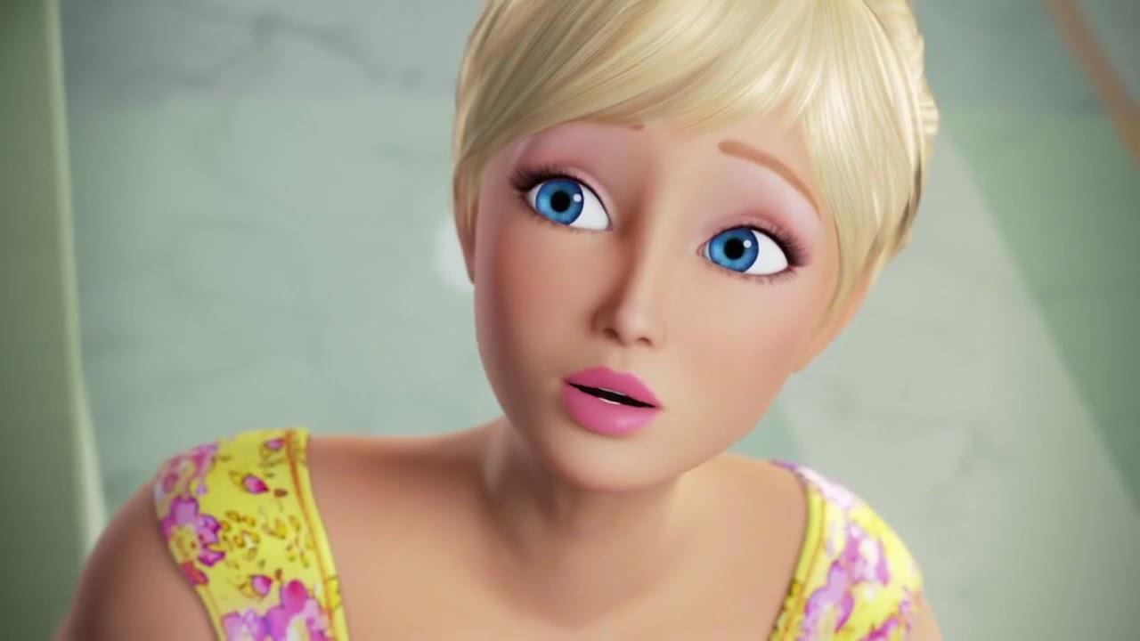 Barbie i Tajemnicze Drzwi 2014 720p Dubbing