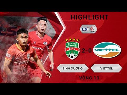 Binh Duong Viettel Goals And Highlights
