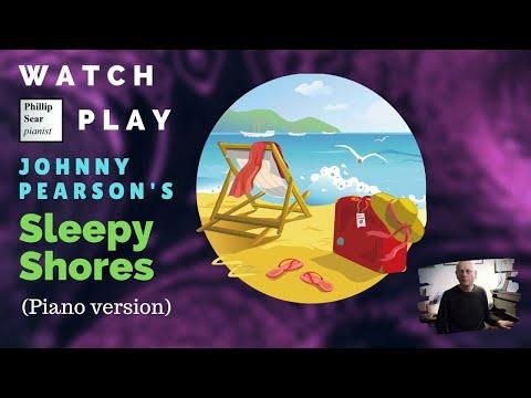 Johnny Pearson : Sleepy Shores - piano solo version