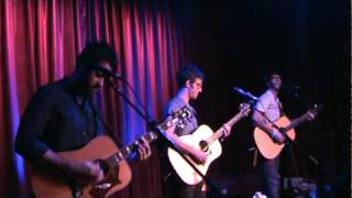 "TFDI - Lucca, Nash, Duke - Live - ""Hurtin"