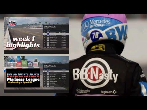 weekly rundown 7/9/21 | Nascar wk1 stats & highlights from Daytona & Atlanta |