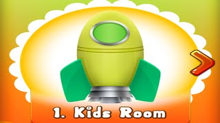 Pull my Tongue - 2 Kids Room  Walkthrough All Levels 3 Stars