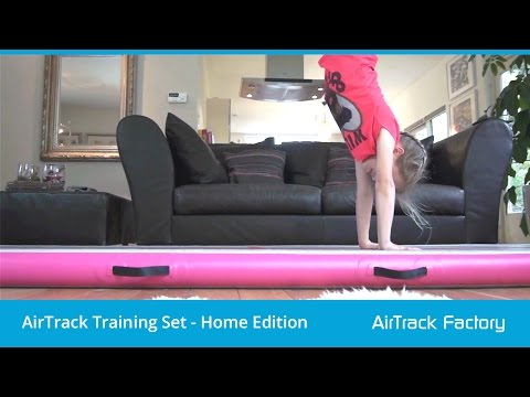 "Video: Sport-Thieme® AirTrack-Set ""Basic"" by AirTrack Factory"