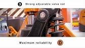 Raymond 102XM Walkie Pallet Truck - YouTube