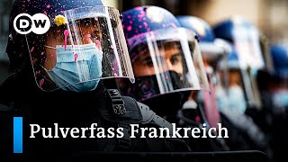 Kampf gegen Islamismus: Frankreich zerrissen zwischen Terror und Polizeigewalt?