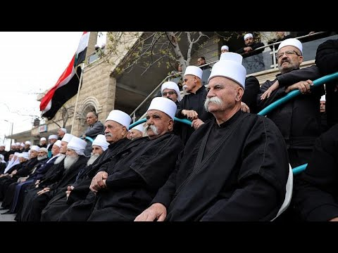 شاهد: احتجاج الدروز على دعم ترامب لسيادة إسرائيل على الجولان…  - نشر قبل 2 ساعة