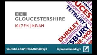 BBC Gloucestershire | No Compulsion in Religion | Adam Walker