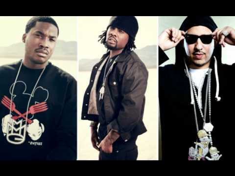 Wale ft. Mase, French Montana, Meek Mill & Diddy - Slight Work Remix