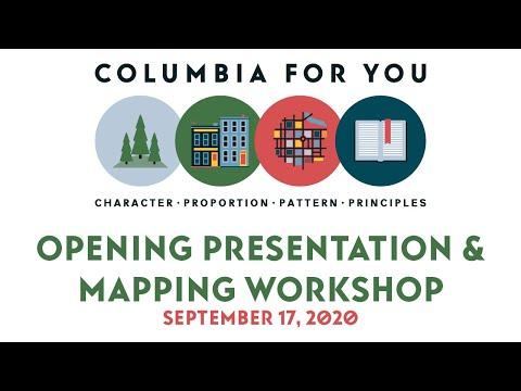Planapalooza Opening Presentation & Mapping Workshop