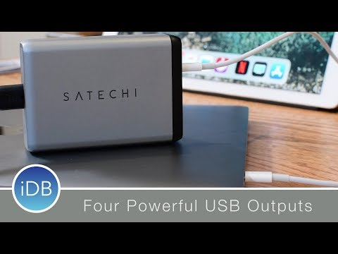 Review: Satechi 75W USB-C PD Travel Multi-Charger