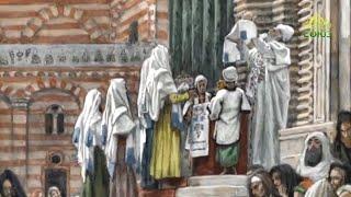 Читаем Евангелие вместе с Церковью 15 февраля 2020. Евангелие от Луки, глава 2, стихи 22–40.