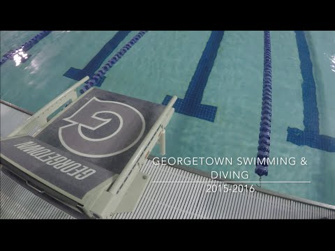 Georgetown Swimming 2016