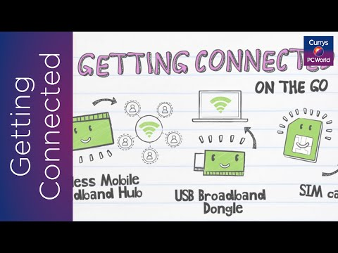 Get online with Wifi, Mobile Broadband, 3G or 4G | Currys PC World