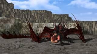Урок приручения драконов №3