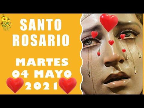 ❤ Santo Rosario De Hoy Martes 04 De Mayo 2021 Misterios Dolorosos