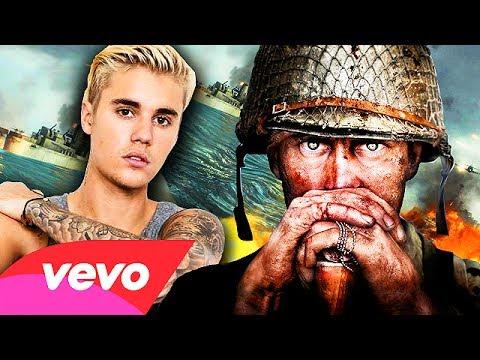 "Call of Duty WW2 Song Parody! - ""Justin Bieber - 2U ft. David Guetta"