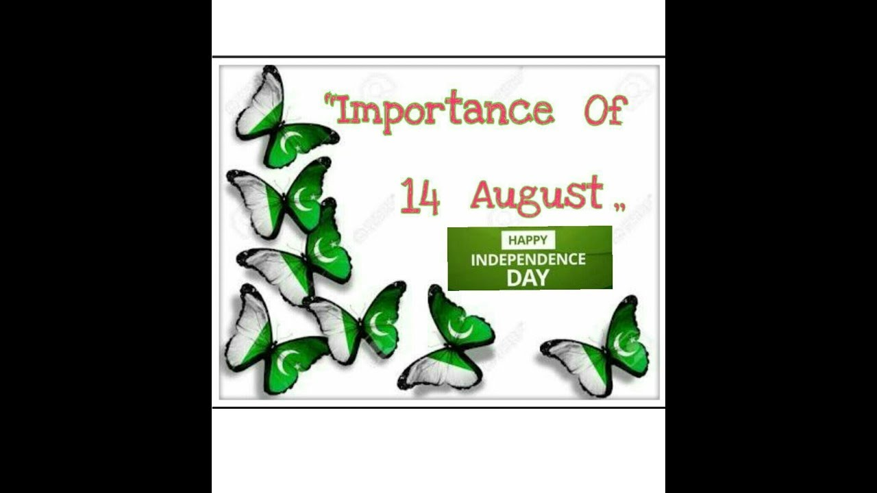Importance Of 14 August | Happy Independence Day | Pakistan | must watch
