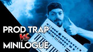 [ Plug n Play ] Faire de la TRAP avec le Korg Minilogue ?