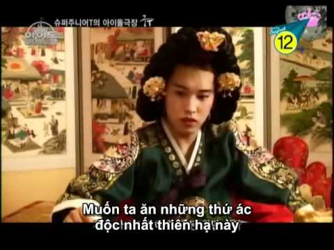 [Vietsub] Goong T Part 1/4 - Super Junior T.flv