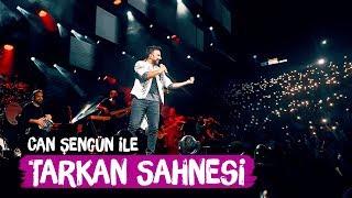 Can Şengün ile Tarkan Konseri Sahne Arkası | Harbiye Açıkhava Sahnesi