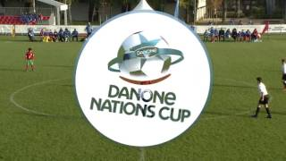 Germany vs Morocco - 1/8 Final - Highlight - Danone Nations Cup 2016