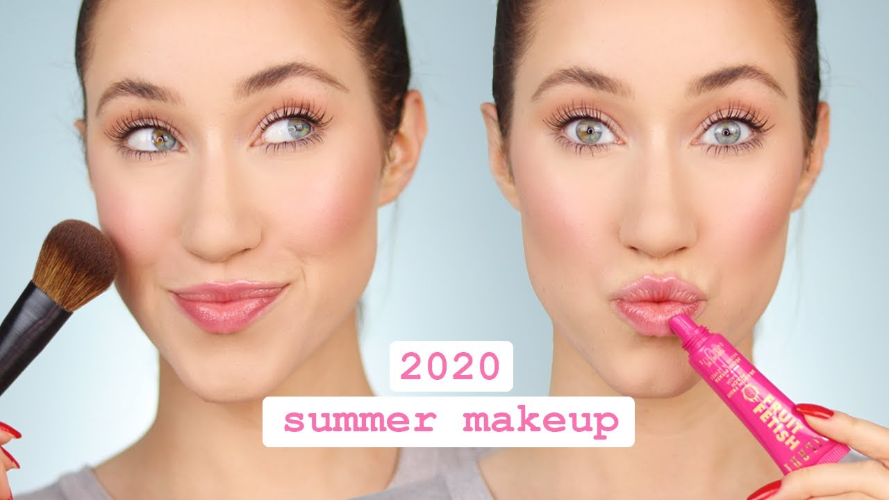 My Easy Everyday Summer Makeup ✨