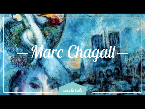 RENCONTRE AVEC MARC CHAGALL !