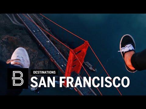 San Francisco: Running Through the City