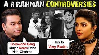 A.R. Rahman On Bollywood Gang, Masakali 2.0, Defends Daughter Khatija   All Controversies