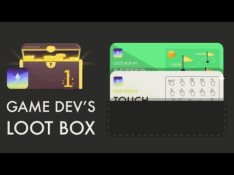 Game Dev's Loot Box #1: Buildbox Tutorial - Daily bonus that grows in value | Hand Gesture Pack thumbnail