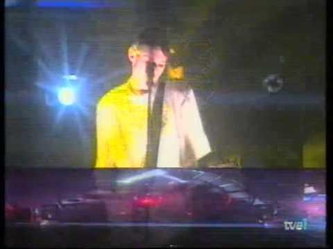 Carter USM (Live) en Madrid, 1992   The Only Living Boy In New Cross