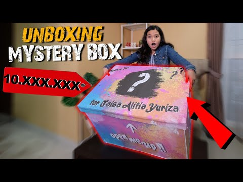 UNBOXING MISTERY BOX JUSTICE | HARGANYA...🤔