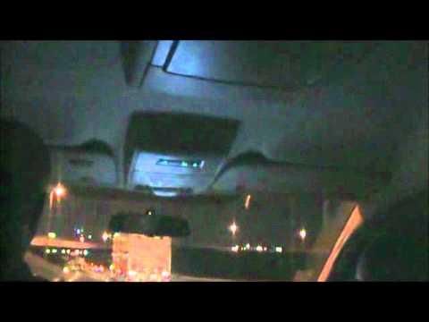 *Nashville TN: Driving  I65I24 at 12:30 at night