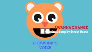 (COVER) I WANNA CHANGE Original by Street Beats.