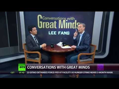 Conversations w/Great Minds - Lee Fang, The Machine: A Field Guide to the Resurgent Right P2