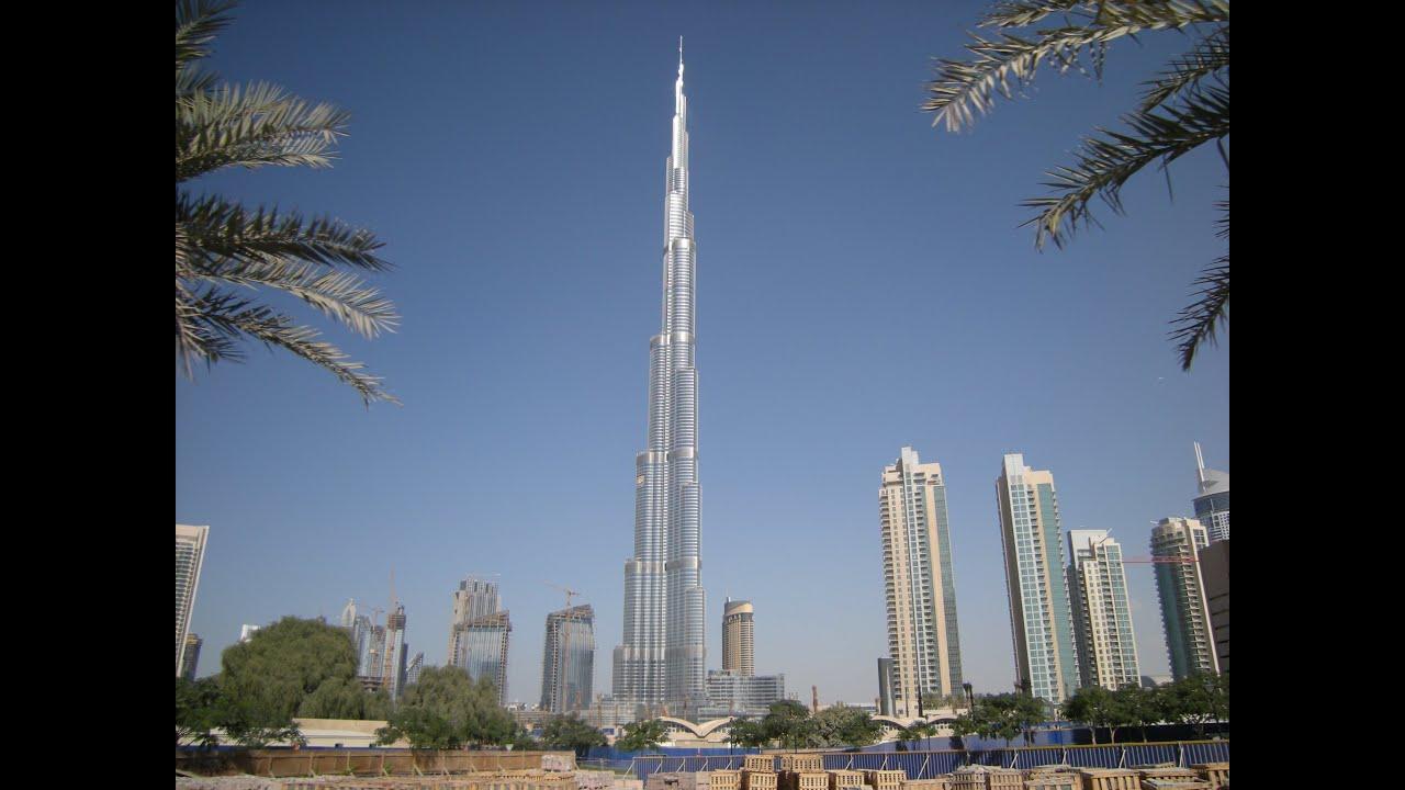 Dubai city burj khalifa il grattacielo piu 39 alto del - Dubai grattacielo piu alto ...