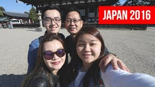 Japan 2016 x 9 days