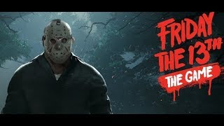 [PS4]Friday the 13th the game thumbnail