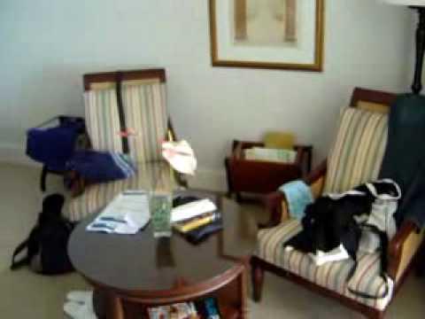 Fairmont Royal Pavilion Hotel Barbados - room video