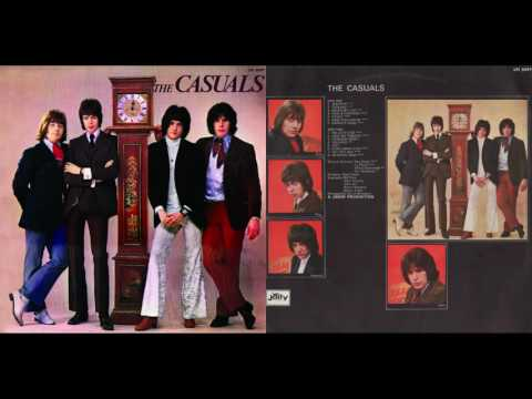 """The Casuals: LP Jolly """"Hour World"""""""