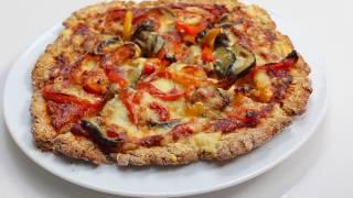 BHF's Heart Healthy Pizza