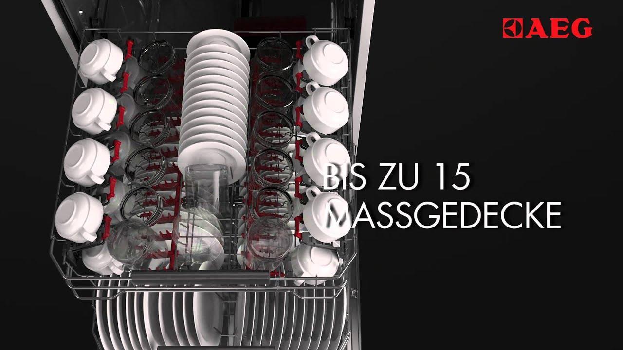 AEG   15 Maßgedecke   Geschirrspüler I Erhältlich Bei Moebelplus