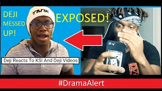 Deji gets EXPOSED by KSI! ( Justin Bieber Reacts ) #DramaAlert Ninja vs Dr Disrespect ? WOW!