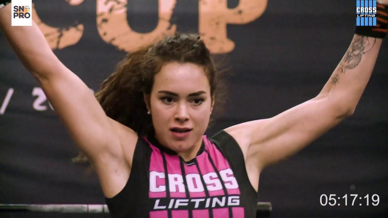 2018 Crosslifting WORLD CUP / Women 65 kg