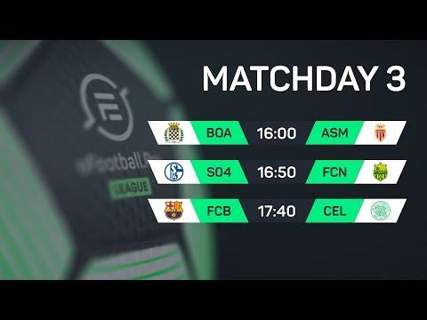 MATCHDAY 3 | eFootball.Pro League