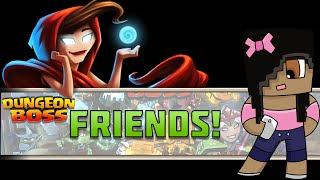 How To Use Friends In Dungeon Boss Mobile Ios Game