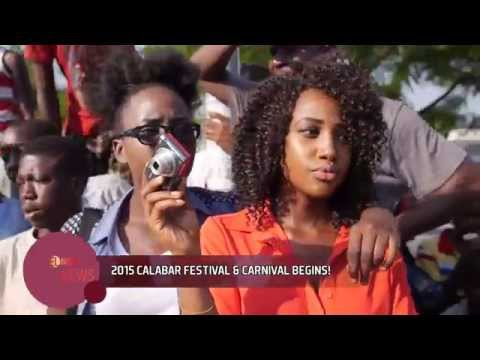 2015 CALABAR FESTIVAL AND CARNIVAL BEGINS! - EL NOW News