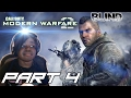 WHO NEEDS SILENCERS ANYWAY? | Call Of Duty Modern Warfare 2 Walktrough / Gameplay [Blind] - Part 4
